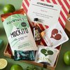 Mojito Cocktail Gift Letter Box Hamper Inc. Spiced Rum & Mixer