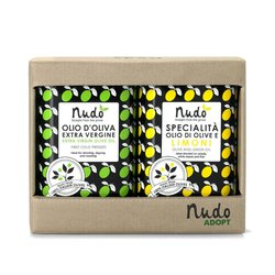 'Divino Duo' Lemon & Extra Virgin Olive Oil Set