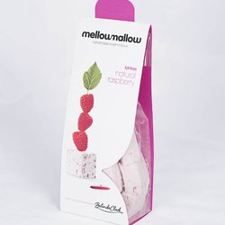 Natural Raspberry Marshmallows 85g (Handmade)