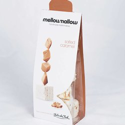 Natural Salted Caramel Marshmallows 85g (Handmade)