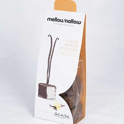 Milk Chocolate Coated Vanilla Marshmallows 85g