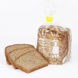 4 x Organic Rye Style Buckwheat Sliced Bread - Gluten Free (4 x 400g)