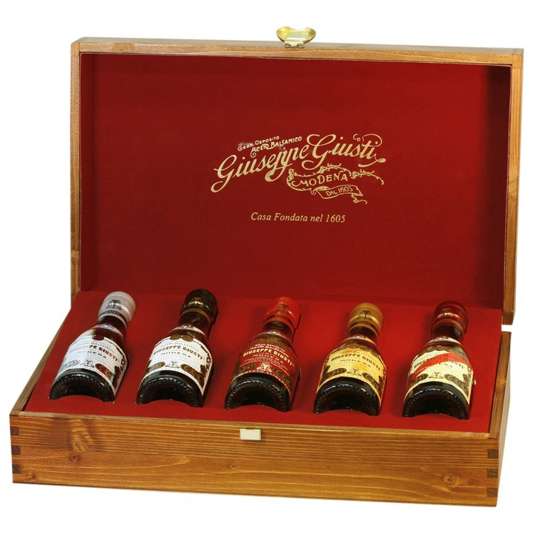 Balsamic Vinegar Gift Set 5 x 100ml
