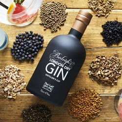 Distiller's Cut London Dry Gin 70cl 47% ABV