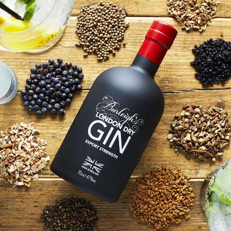 Export Strength London Dry Gin 70cl 47% ABV