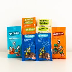 Box of 10 Savoury Mixed Nut Snack Packs
