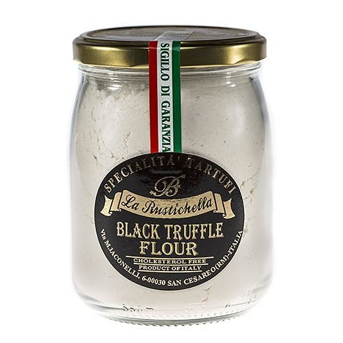 Black Truffle 00 Grade Flour 300g