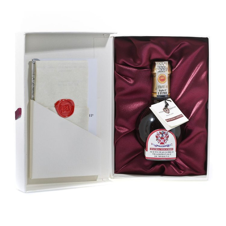 50 Year Aged Balsamic Vinegar di Modena 100ml in Gift Box