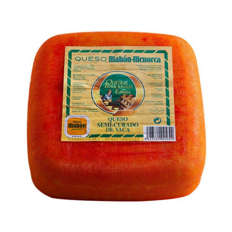3 Month Aged Mahón Cheese DOP 750g