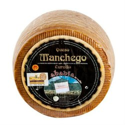 12 Month Cured Manchego Cheese DOP 3kg Wheel
