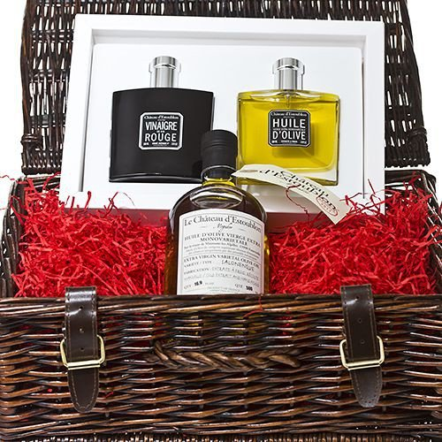 Prestige Olive Oil & Vinegar Hamper