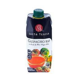 Gazpacho Andaluz with Extra Virgin Olive Oil 500ml