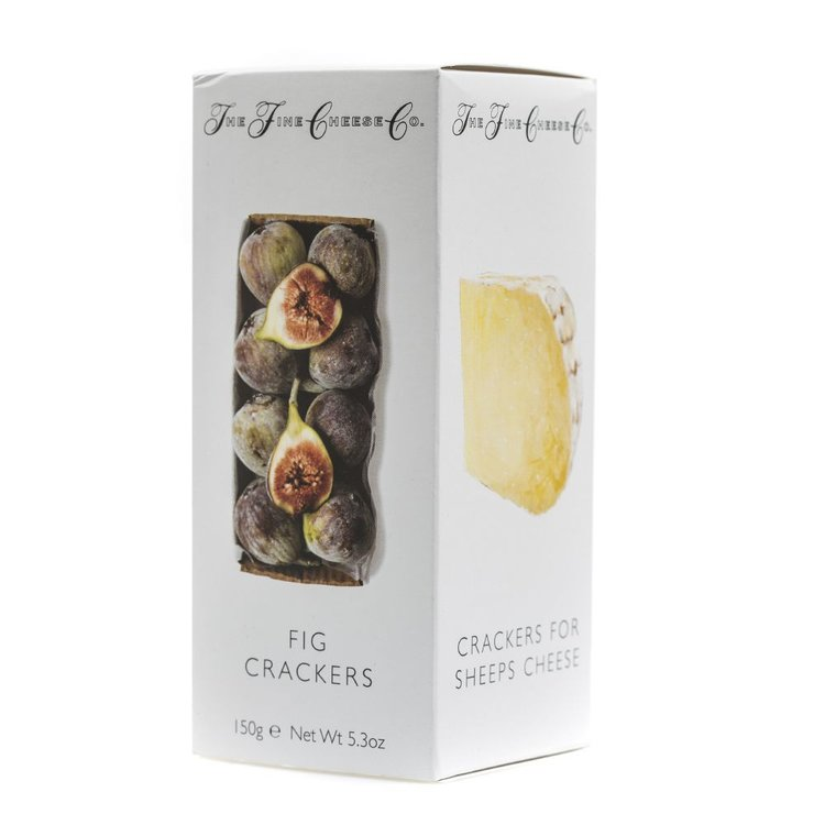 Fig Crackers 150g