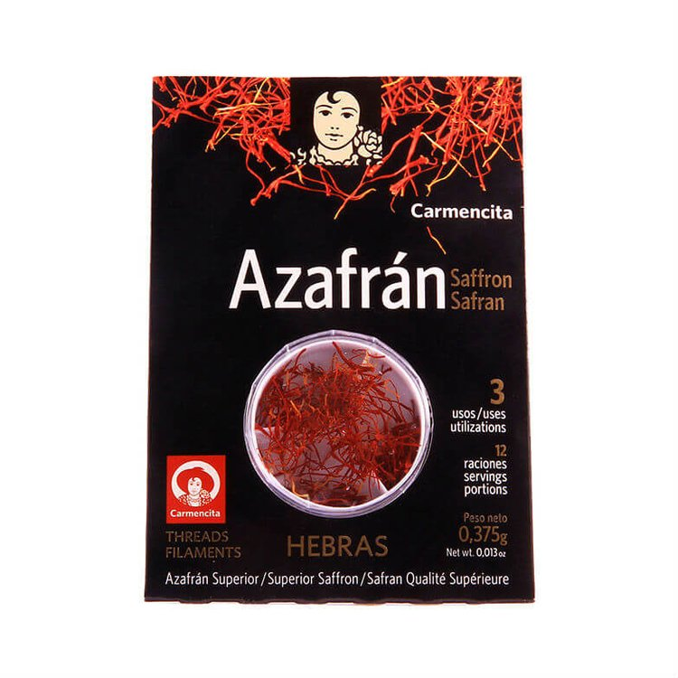 Superior Spanish Saffron Hand-Picked 0.37g