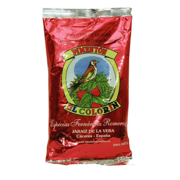 Smoked Hot Spanish Paprika De La Vera DOP 500g