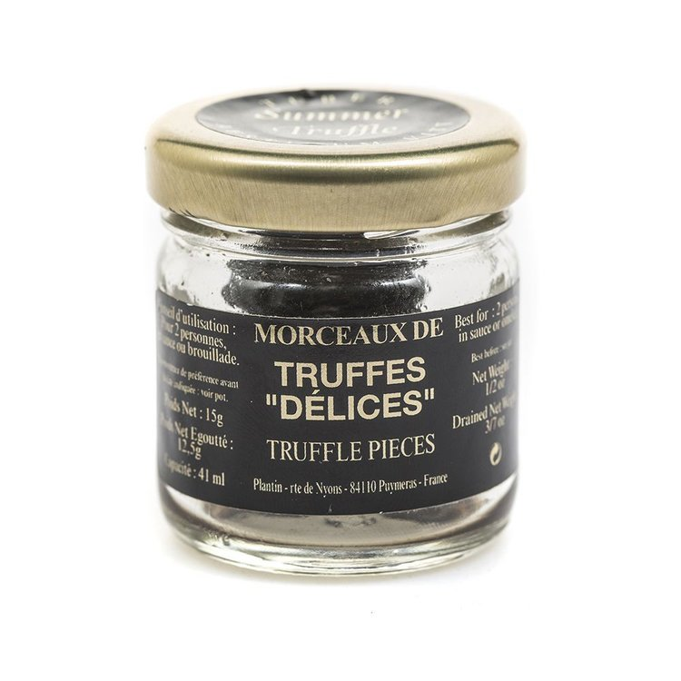 Preserved Truffle Pieces 12.5g
