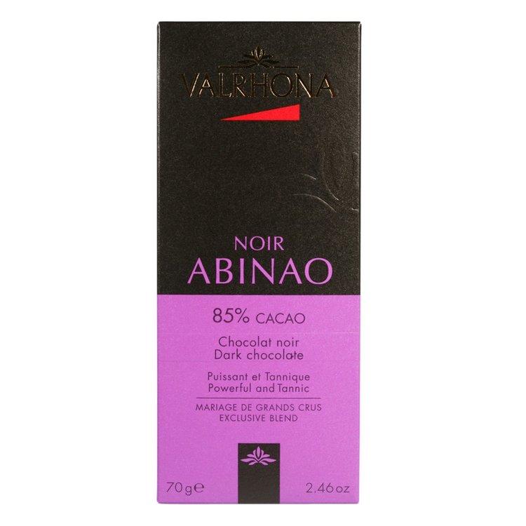 Abinao 85% Dark Chocolate Bar 70g