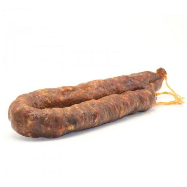Organic Calabrian Black Pork Salsiccia Dolce Salami 350g