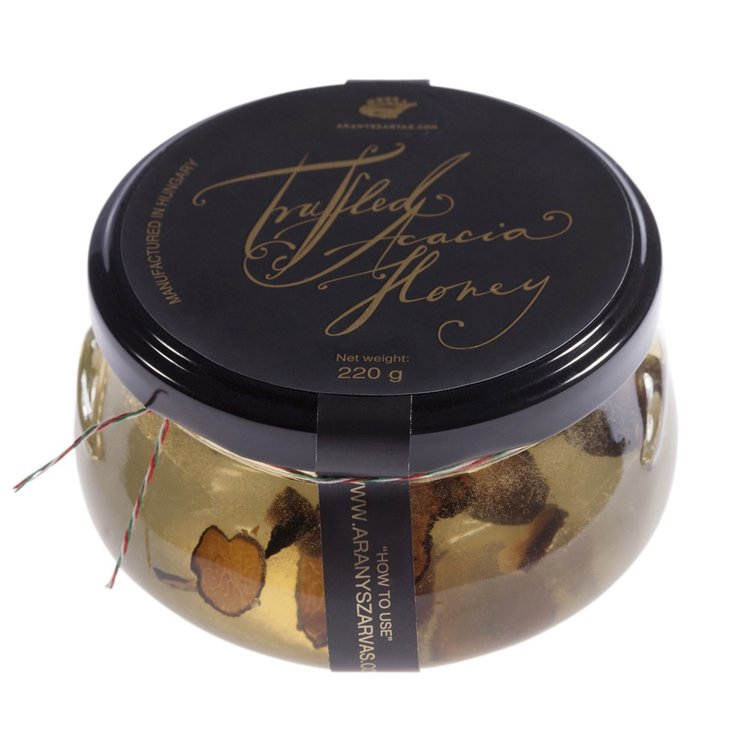 Acacia black truffle honey 220g