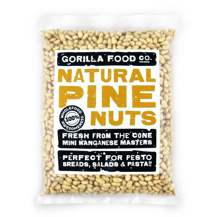 200g Natural Pine Nuts