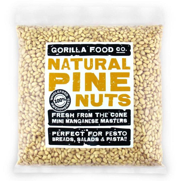 800g Natural Pine Nuts