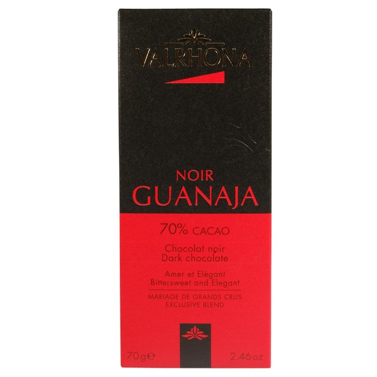 Guanaja 70% Dark Chocolate Bar 70g