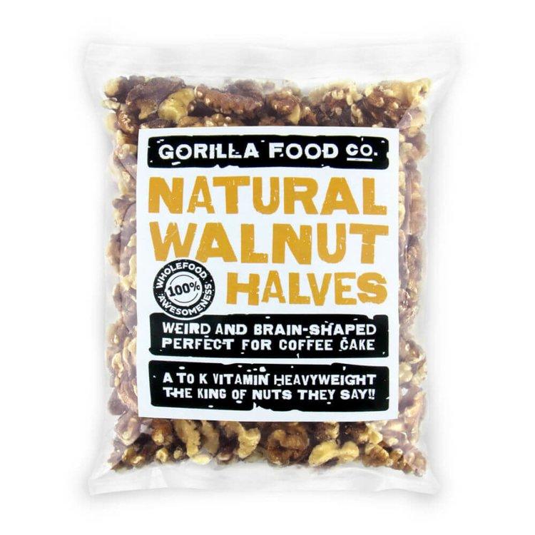 100g Natural Walnut Halves