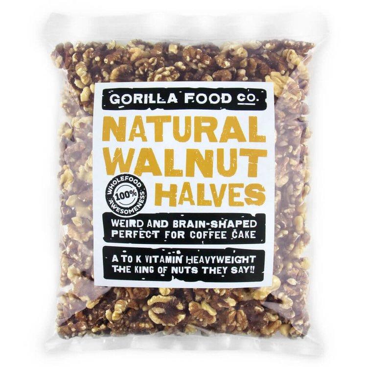 800g Natural Walnut Halves