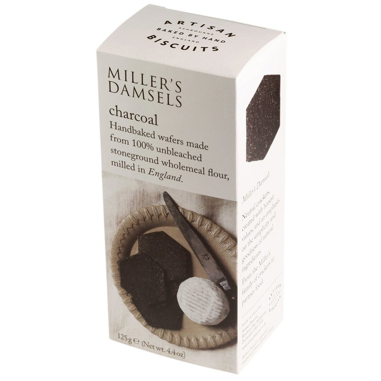 Damsels Charcoal Wafers 125g
