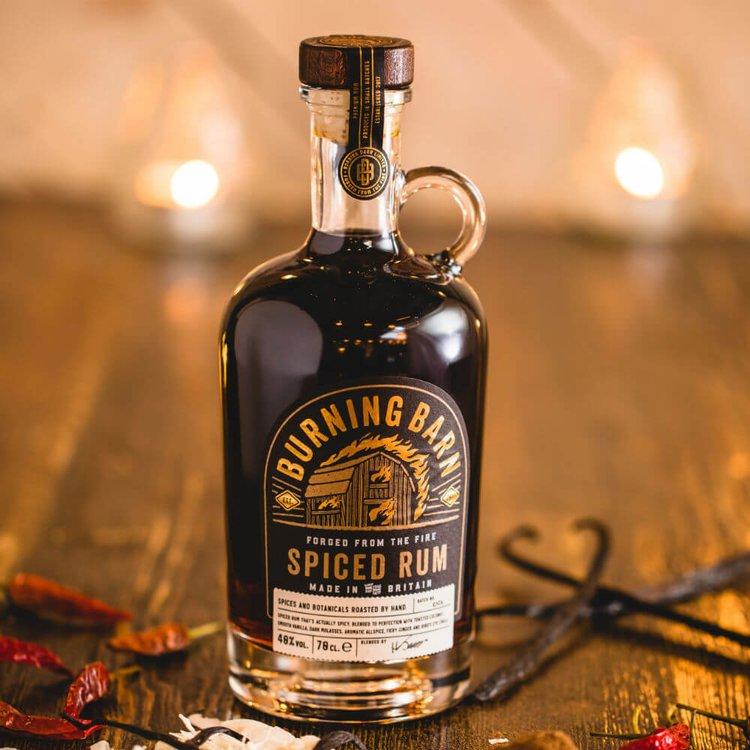 Spiced Rum with Coconut, Vanilla & Bird's Eye Chilli 70cl 40% Vol.