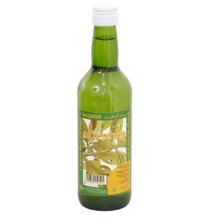 Orange Blossom Water 500ml