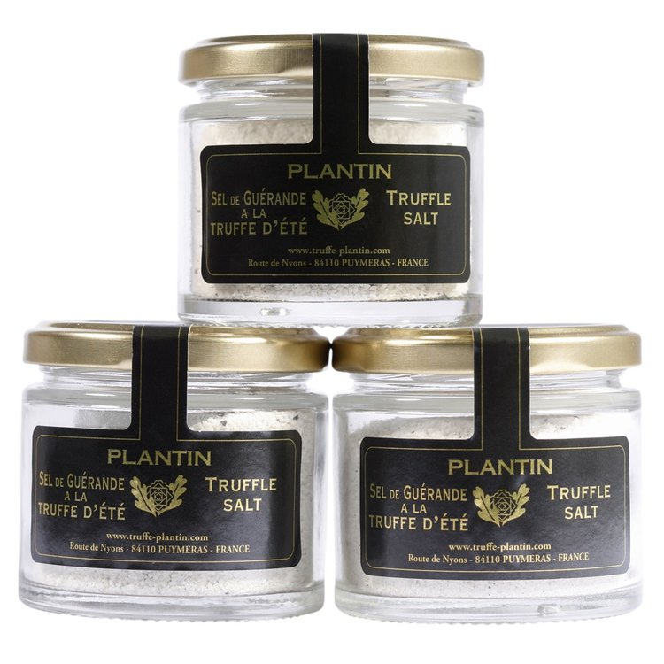 Truffle Salt Gift Set 3 x 120g