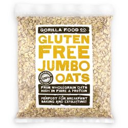 800g Whole Rolled Jumbo Oats (Gluten Free)