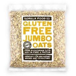 400g Whole Rolled Jumbo Oats (Gluten Free)