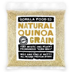 800g Natural White Quinoa Grains