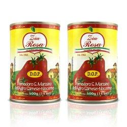 2 x San Marzano Tinned Tomatoes D.O.P. 400g