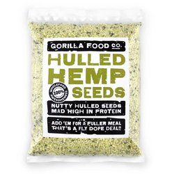 100g Organic Hulled Hemp Seeds