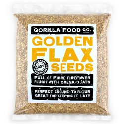 800g Whole Golden Flax Seeds (Linseeds)