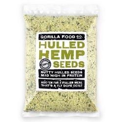 400g Organic Hulled Hemp Seeds