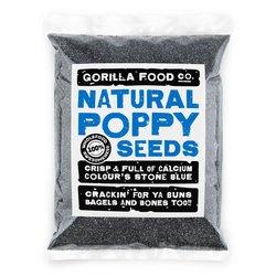 200g Natural Poppy Seeds