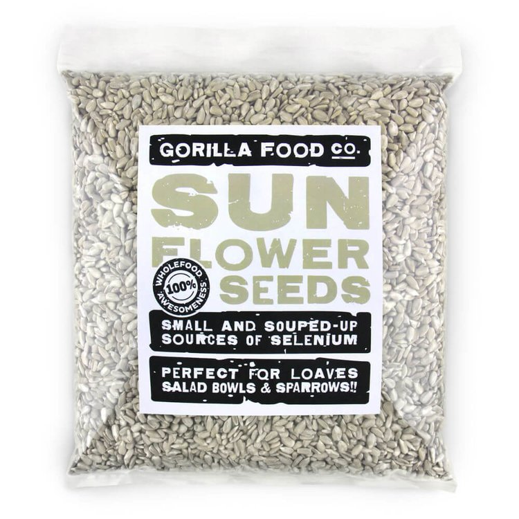 800g Raw Natural Sunflower Seeds