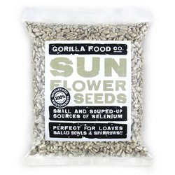 400g Raw Natural Sunflower Seeds