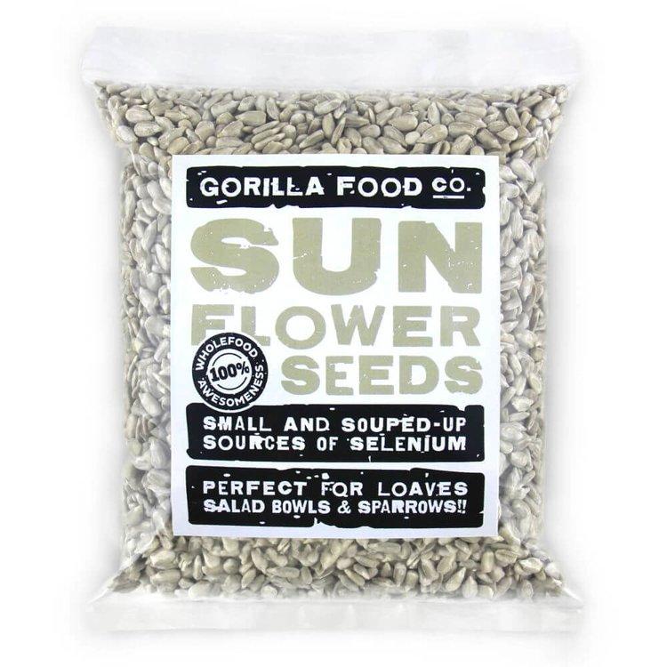 400g Raw Natural Sunflower Seeds