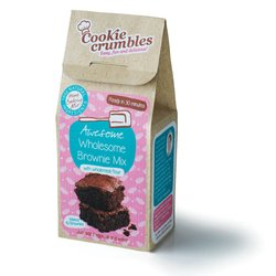 Awesome Wholesome Brownie Baking Mix with Wholemeal Flour 310g