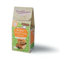 Gorgeous Granola Energy Bar Baking Mix Inc. Sesame & Pumpkin Seeds 310g