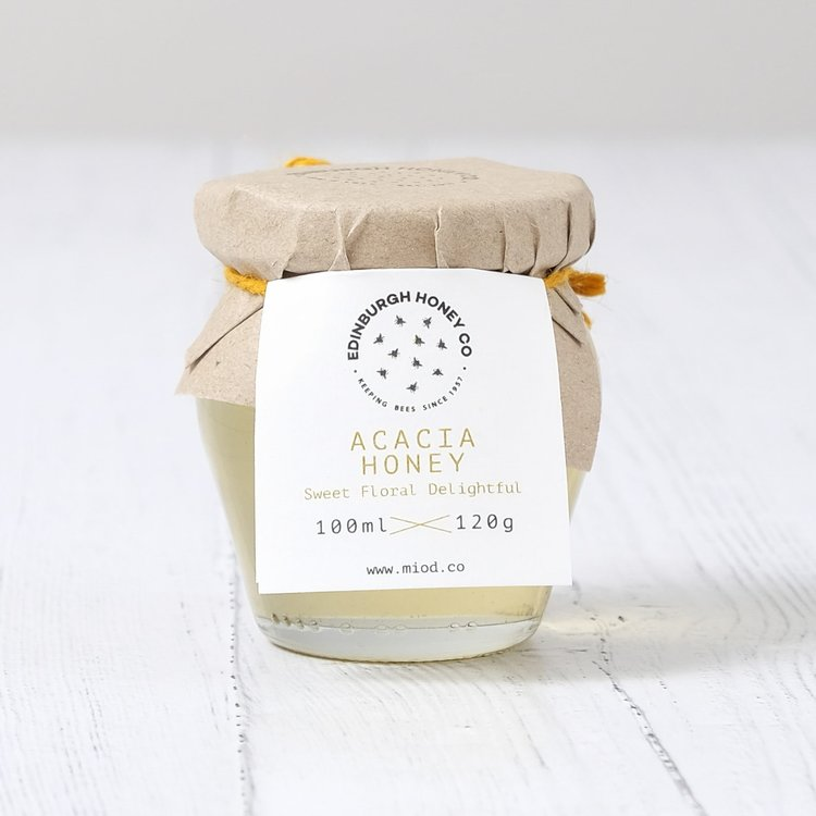 Raw Acacia Honey 120g