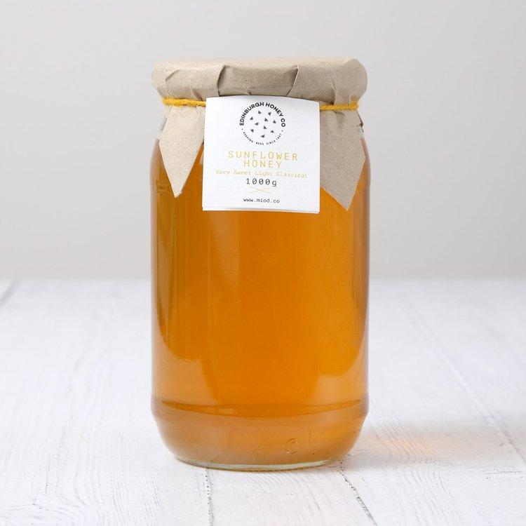 Raw Sunflower Honey 1kg