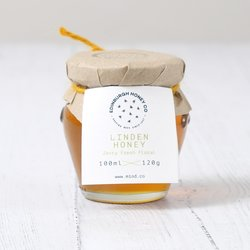 Raw Linden (Lime Tree) Honey 120g