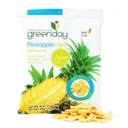 12 x Freeze Dried Pineapple Crisps (12 x 40g Bags)