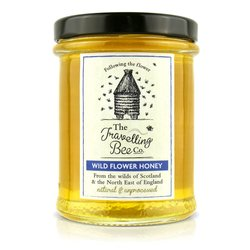 Raw British Wild Flower Honey 227g